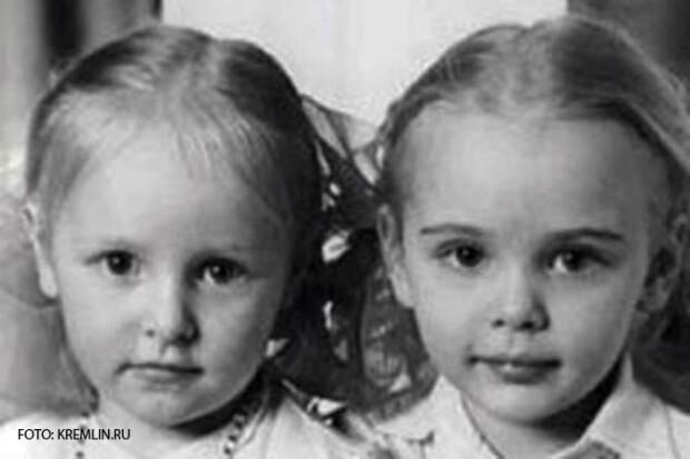 fiicele lui Putin, Katerina si Maria