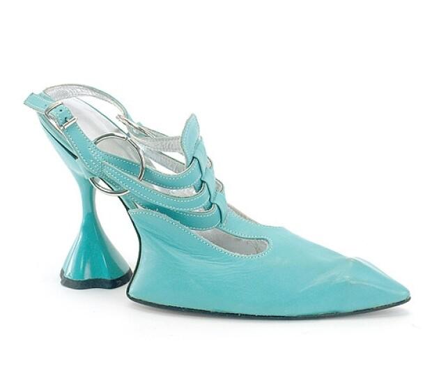 Самая детская обувь 6
