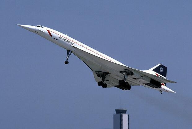 avion Concorde - 1