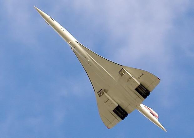 avion Concorde - 2