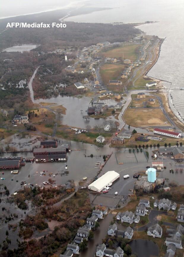 Uraganul Sandy - 1