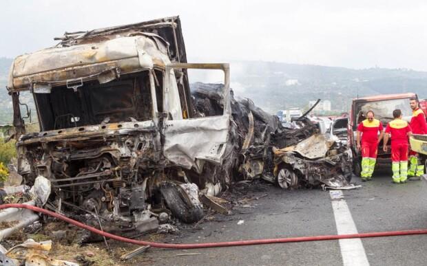 camion Grecia