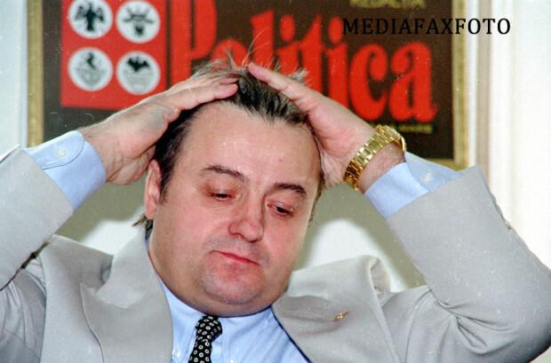 Corneliu Vadim Tudor in 1995
