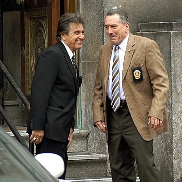 Chris De Kok Citat : Al Pacino si Robert De Niro din nou impreuna Unde vor putea fi vazuti