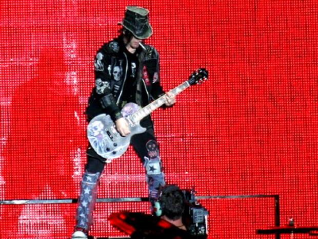Guns N Roses Aparate