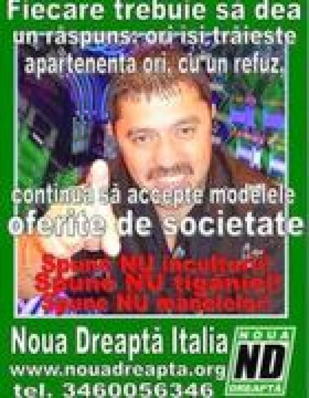 noua dreapta italia