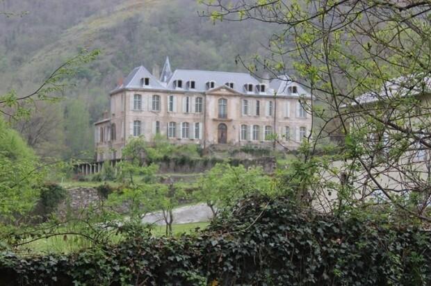 Chateau de Gudanes - 3