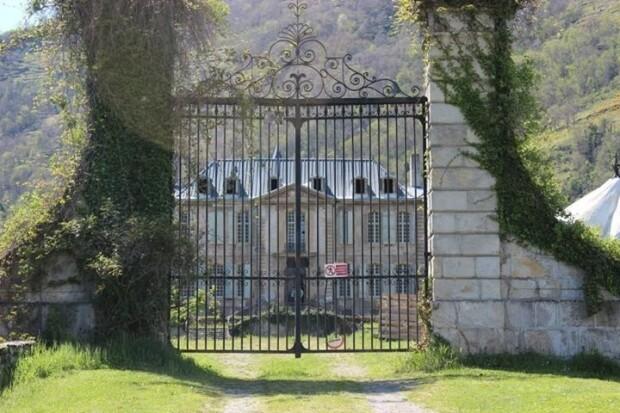 Chateau de Gudanes - 11