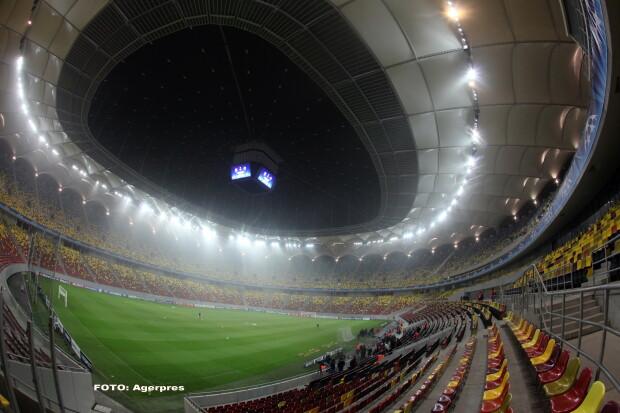 Arena Nationala - AGERPRES