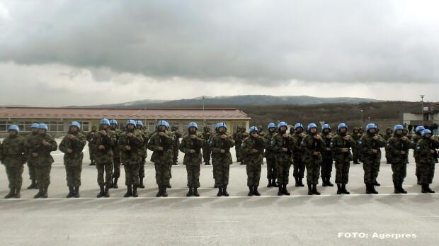 Castile albastre ONU - AGERPRES