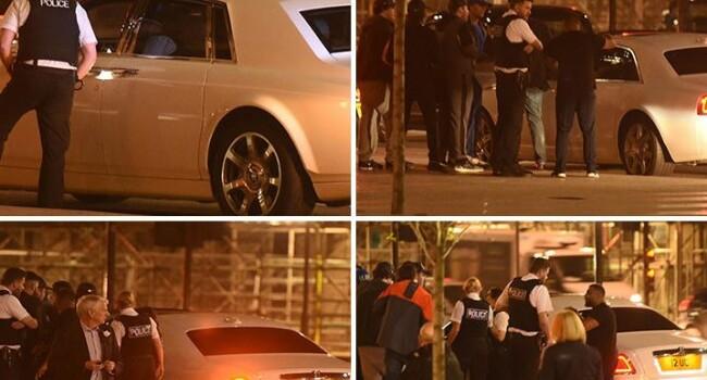 Politia a oprit un Rolls Royce si a descoperit ca inauntru era Conor McGregor. Ce s-a intamplat apoi