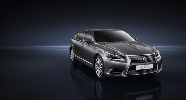Noul Lexus LS - 6