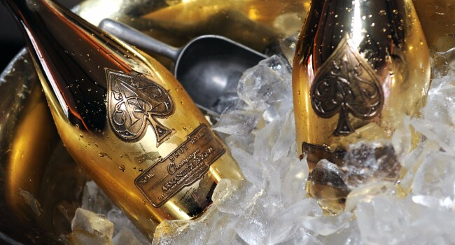 TOP 10 cele mai scumpe sticle de Champagne din lume: FOTO