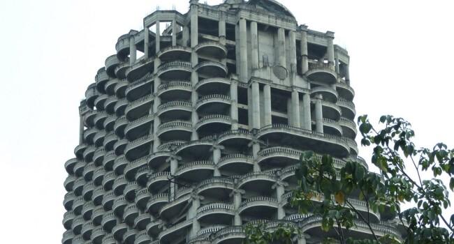 Forgotten Luxury - A Look Inside Sathorn Unique Tower