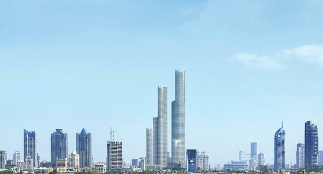 Revolutionary Skyscraper For Mumbai