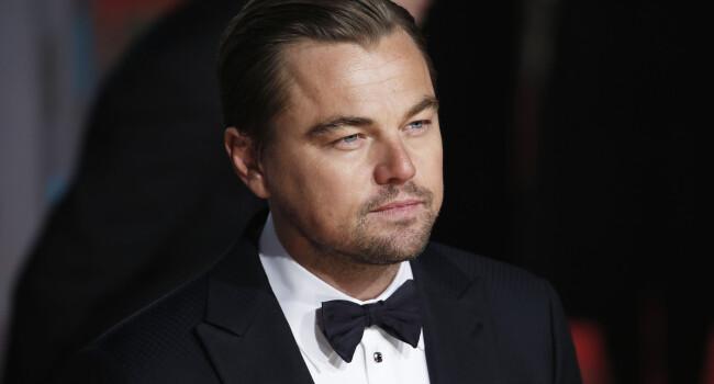 Leonardo DiCaprio a dat lovitura! Cine este blonda pe care a cucerit-o