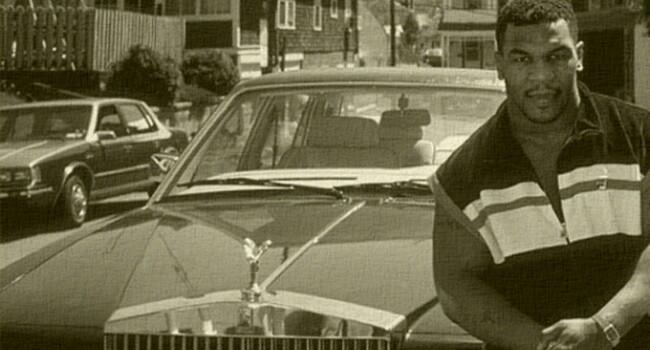 Colectia incredibila de masini detinute de Mike Tyson! A platit o suma uriasa pentru peste 20 modele de lux