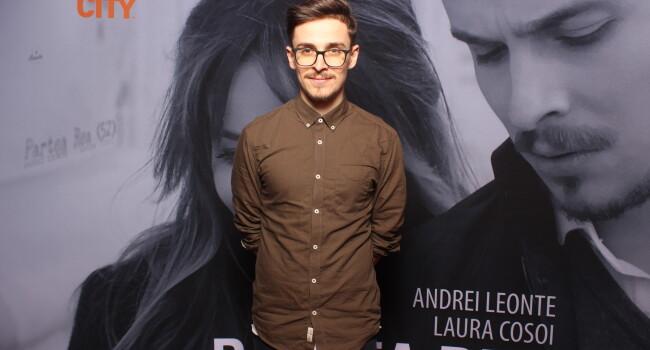 Andrei Leonte a prezentat videoclipul