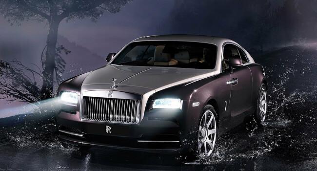 Rolls-Royce Wraith - 7