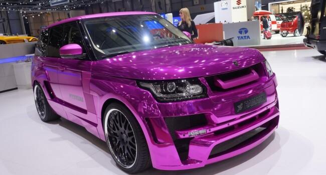 Range Rover Mystere - 1