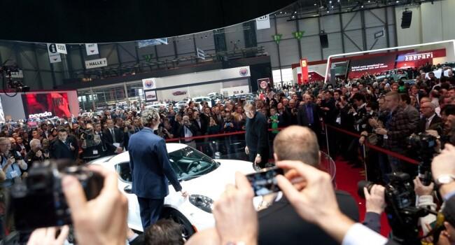 Alfa Romeo 4C Launch Edition - 12