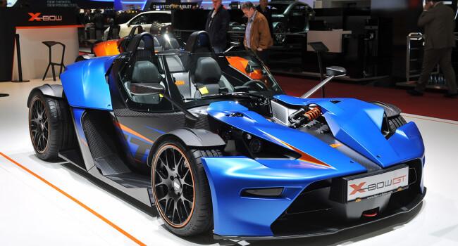 KTM X-Bow GT - 5