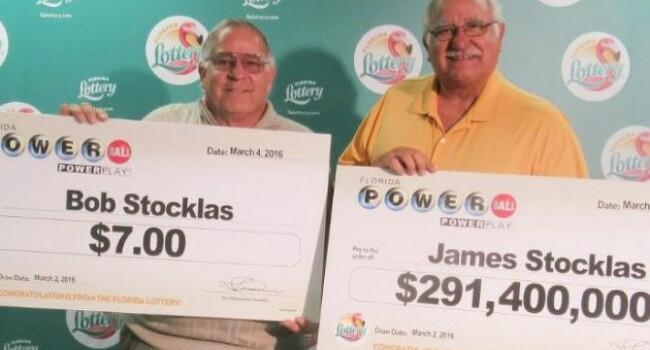 Doi frati au castigat la aceeasi loterie, dar premiile sunt
