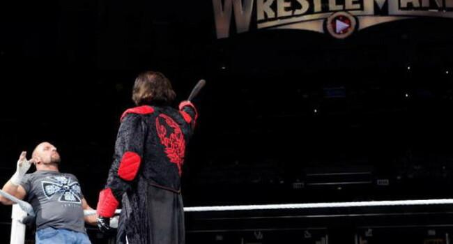 Legenda din wrestling, Sting, se retrage dupa doar 2 meciuri in WWE