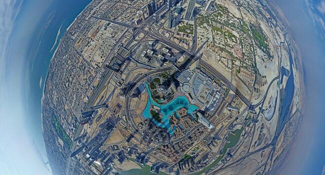Gerald Donovan, Burj Khalifa