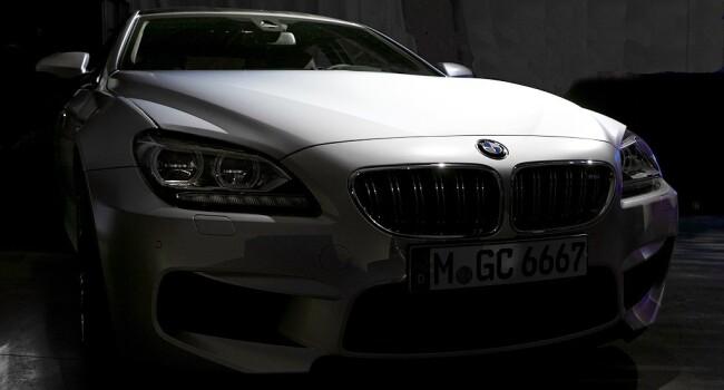 noul BMW M6 - 1