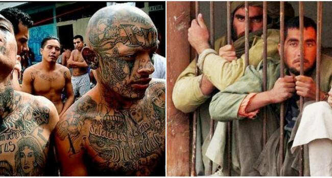 Cele mai brutale 10 inchisori din lume. Unde se afla inchisoarea in care detinutii ajung sa-si ia vietile din cauza terorii