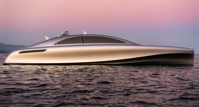 Mercedes a creat un yacht de lux pe care doar 10 oameni din lume il pot cumpara! Cat costa aceasta bijuterie - 7
