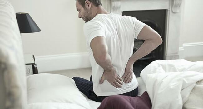 (P) Tratamentul adecvat al durerilor de spate inflamatorii poate stagna evolutia bolii