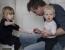 tati si copii
