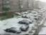 ninsoare rusia