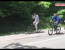 Klaus Iohannis pe bicicleta