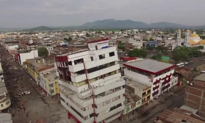 cutremur ecuador
