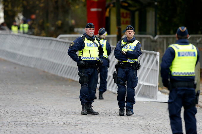 politisti suedezi