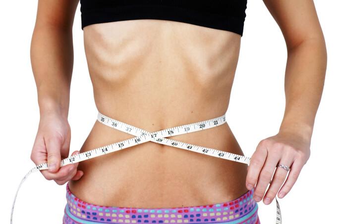 anorexia - Shutterstock