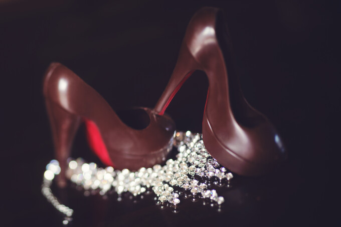 pantofi toc - Shutterstock