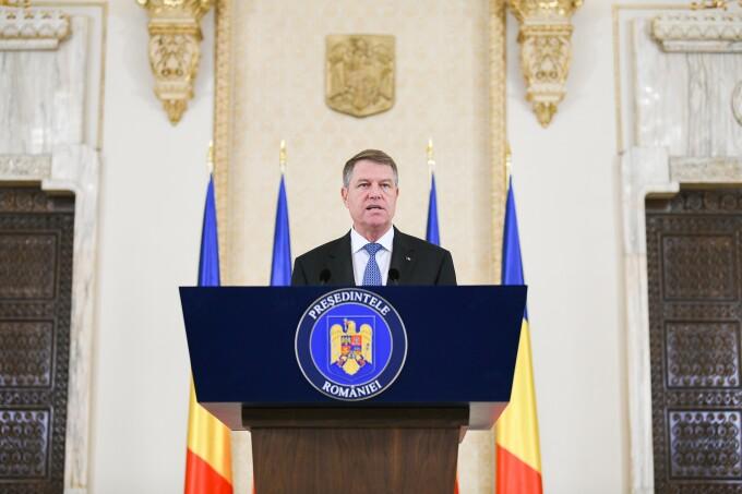 presedintele Klaus Iohannis