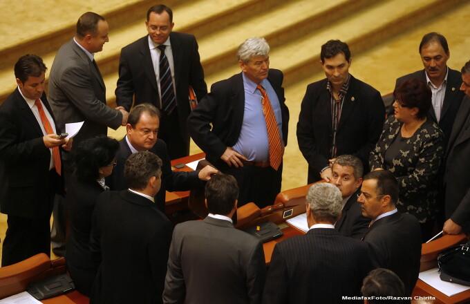 Grupurile parlamentare ale pdl se intalnesc cu mihai for Parlamentari pdl