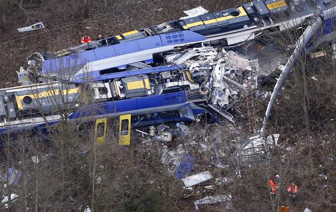 tren germania