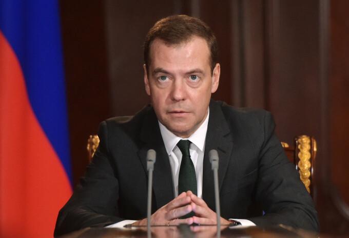 Dimitri Medvedev