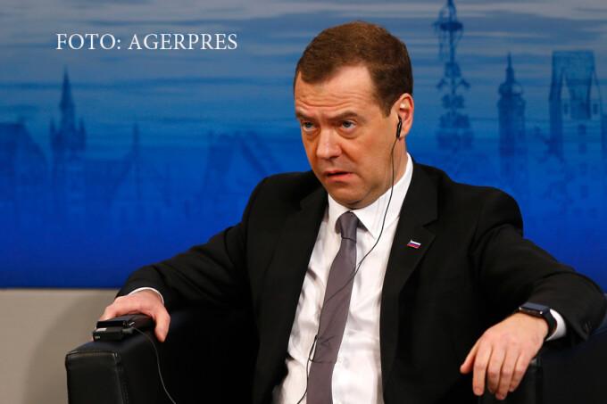 Dmitri Medvedev la Conferinta de Securitate de la Munchen