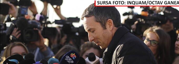 Mihai Stoica, la iesire din inchisoare - cover