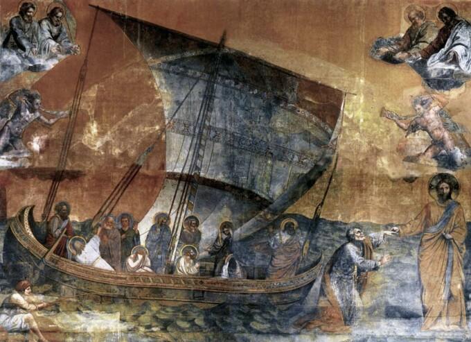 Navicella lui Giotto
