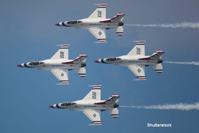Forte aeriene SUA