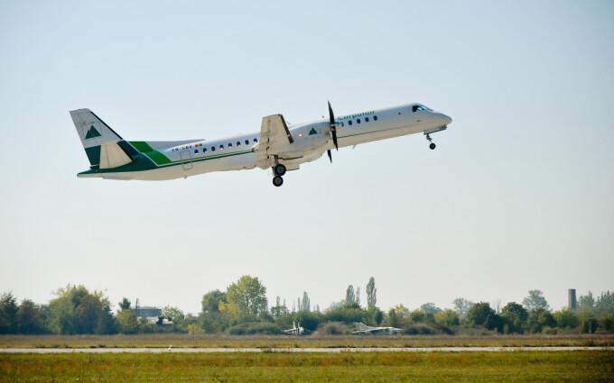 aeroport Timisoara - Agerpres