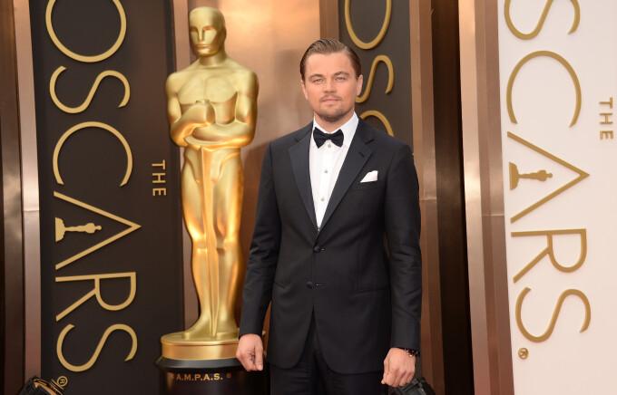 Leonardo DiCaprio Oscar